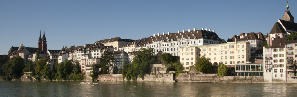 Basel with Old University